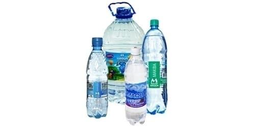 Газированная, мин.вода, негазированная 0,5-5л.