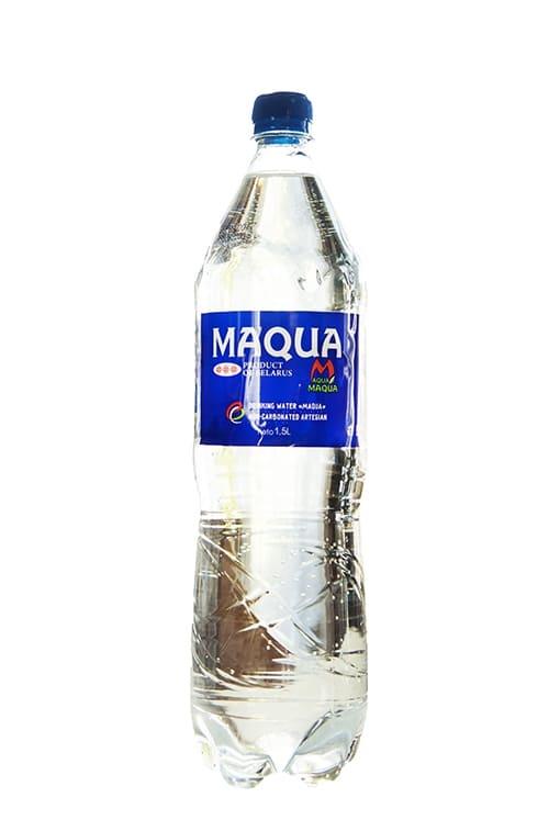 Вода питьевая негазированная 1,5л