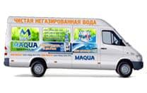 Режим доставки питьевой воды Maqua