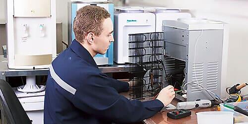 Гарантийное и постгарантийное обслуживание и ремонт кулеров