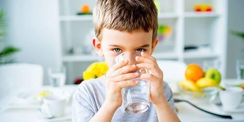 Вода для детей