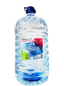 Новинка вода питьевая негазированная MAQUA 10 л.