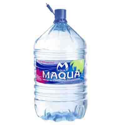 Питьевая вода в одноразовой бутылке 19л (без залоговой стоимости)