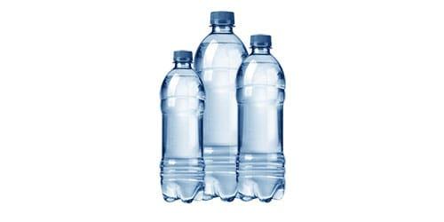 Пищевые ПЭТ бутылки