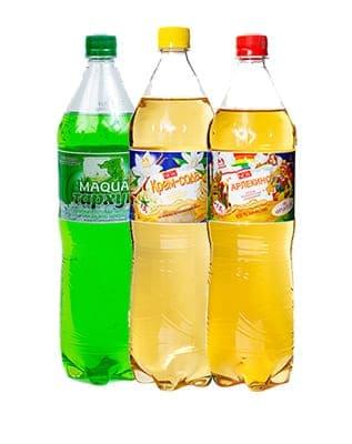 Cладкие напитки на фруктозе