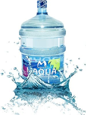 Питьевая вода «Maqua» 19 л.
