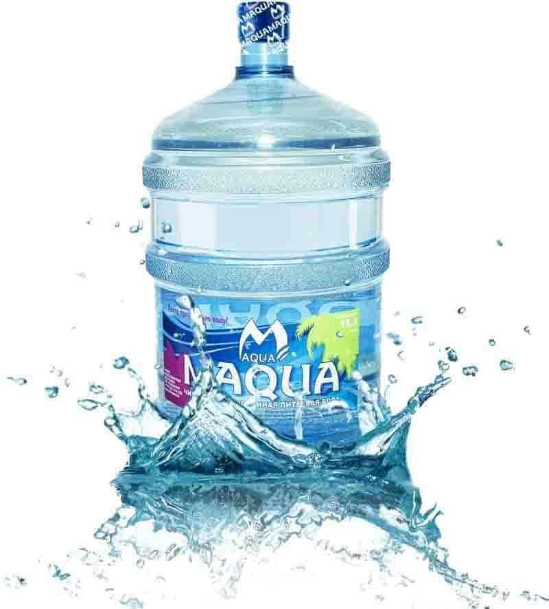 Вода питьевая «Maqua» 19л