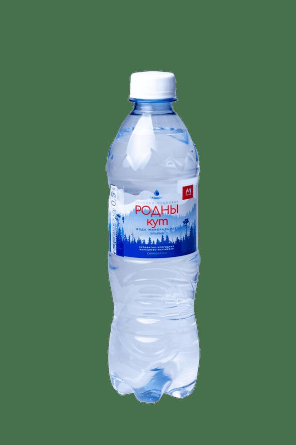 """Вода лечебно-столовая минеральная """"Родны Кут"""" 0,5л"""