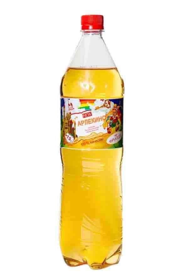 """Напиток безалкогольный газированный """"Maqua"""" Арлекино 1,5 л."""