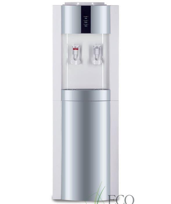 Кулер Ecotronic V21 L (серебристо-белый)