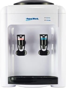 Кулер Aqua Work 0.7-TK (серебристый)