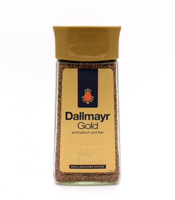 DALLMAYR GOLD (растворимый, 200г)