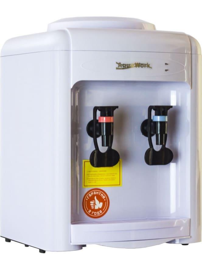 Кулер для воды Aqua Work 0.7-TD (белый)