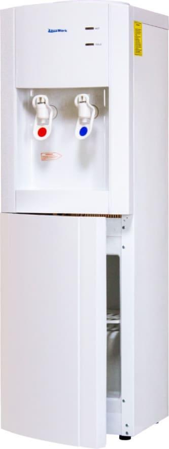 Кулер для воды Aqua Work V901 белый