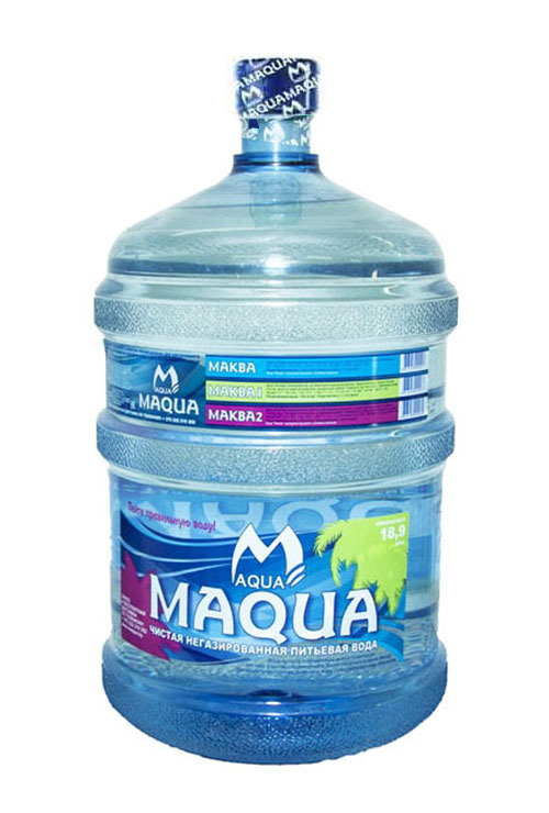 Питьевая вода Maqua 19л.